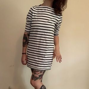 Cos Striped Dress